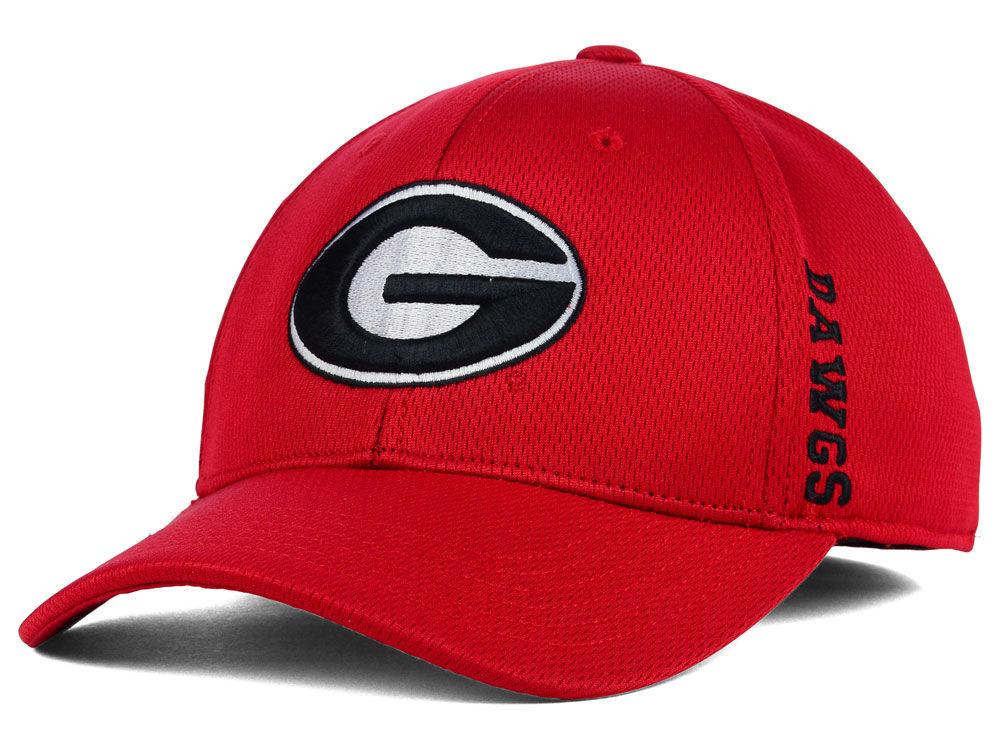 af74f33310f Georgia Bulldogs Top of the World NCAA Booster Cap