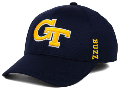 Georgia-Tech Top of the World NCAA Booster Cap