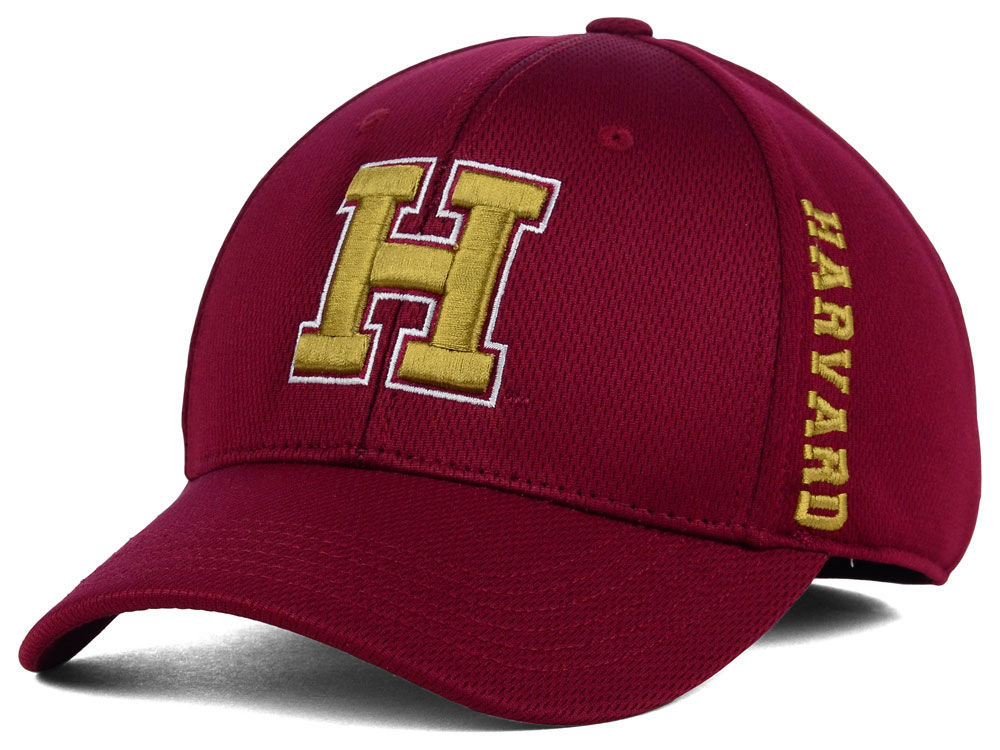 5c9011bc722 Harvard Crimson Top of the World NCAA Booster Cap