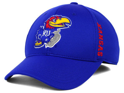 Kansas Jayhawks Top of the World NCAA Booster Cap