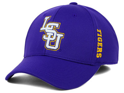 LSU Tigers Top of the World NCAA Booster Cap