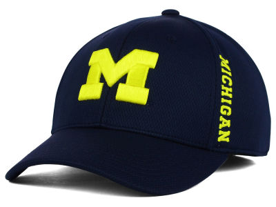 Michigan Wolverines Top of the World NCAA Booster Cap