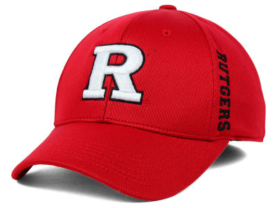 Rutgers Scarlet Knights Top of the World NCAA Booster Cap