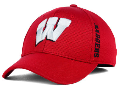 Wisconsin Badgers Top of the World NCAA Booster Cap