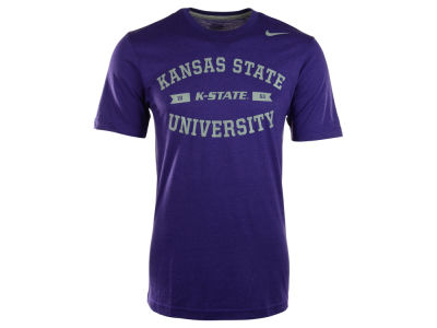 Kansas State Wildcats Nike NCAA Men's Stamp T-Shirt