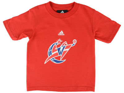 Washington Wizards NBA Toddler Primary Logo T-Shirt