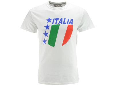 Italy Soccer Country Graphic T-Shirt