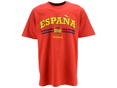Spain Soccer Country Graphic T-Shirt