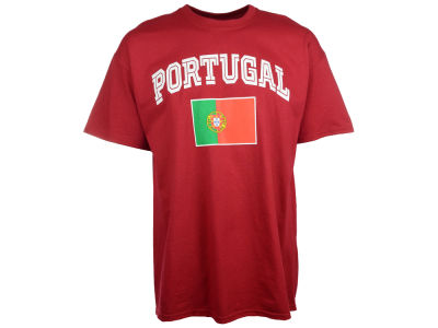 Portugal Soccer Country Graphic T-Shirt