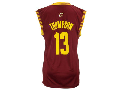 Cleveland Cavaliers Tristan Thompson adidas NBA Rev 30 Replica Jersey
