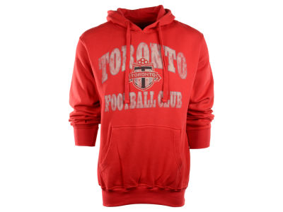 Toronto FC G-III Sports MLS Rookie Pull Over Fleece Hoodie