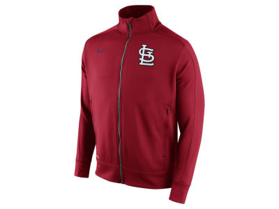St. Louis Cardinals Nike MLB Men's 1.5 Track Jacket