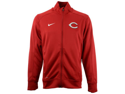 Cincinnati Reds Nike MLB Men's Track Jacket