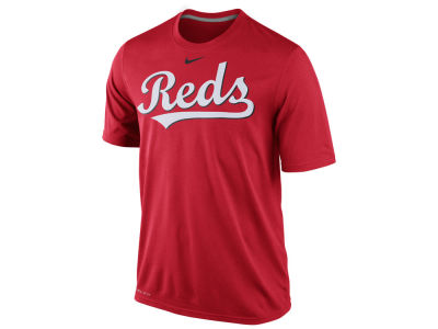 Cincinnati Reds Nike MLB Men's Legend Wordmark 1.5 T-Shirt