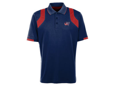 Columbus Blue Jackets NHL Fusion Polo