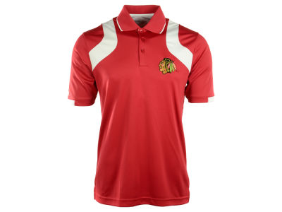 Chicago Blackhawks NHL Fusion Polo