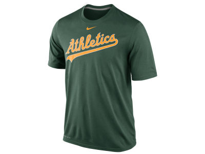 Oakland Athletics Nike MLB Men's Legend Wordmark 1.5 T-Shirt