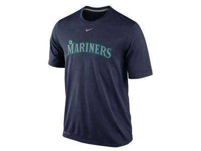 Seattle Mariners Nike MLB Men's Legend Wordmark 1.5 T-Shirt
