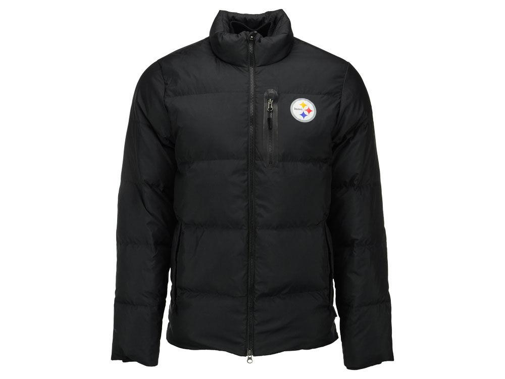 Pittsburgh Steelers Nike NFL Men s 650 Defender Jacket  dfbf02255