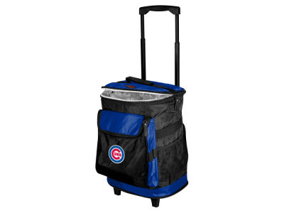 Chicago Cubs Logo Brands Rolling Cooler