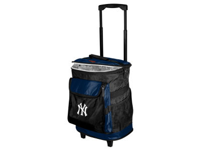 New York Yankees Logo Brands Rolling Cooler