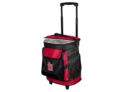St. Louis Cardinals Logo Brands Rolling Cooler