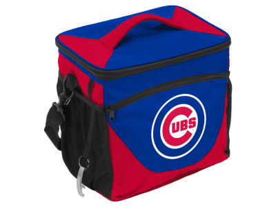 Chicago Cubs Logo Brands 24 Can Cooler