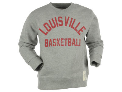 Louisville Cardinals NCAA Toddler Owen Crew Fleece Sweatshirt