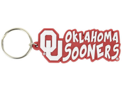 Oklahoma Sooners Impulse Keychain