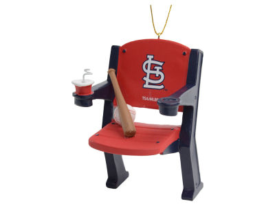 St. Louis Cardinals Stadium Chair Ornament