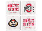 Ohio State Buckeyes Legacy 4 Inch by 4 Inch Coaster Set Collectibles