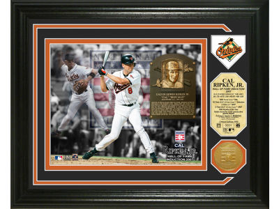Baltimore Orioles Cal Ripken Jr. Photo Mint Coin-Bronze
