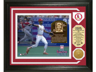 St. Louis Cardinals Ozzie Smith Photo Mint Coin-Bronze
