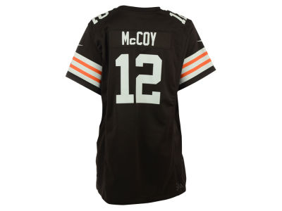 Cleveland Browns Colt McCoy Nike NFL Women's Game Jersey