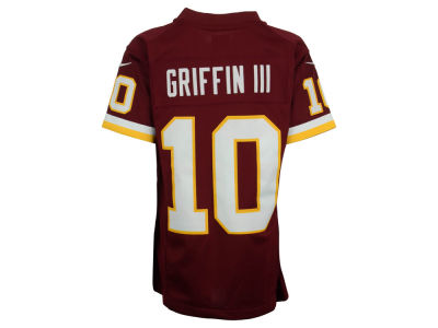 Washington Redskins Robert Griffin III Nike NFL Youth Limited Jersey