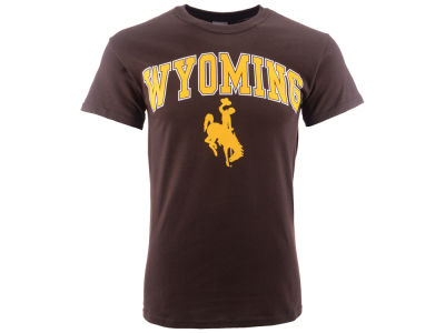 Wyoming Cowboys NCAA Men's Midsize T-Shirt
