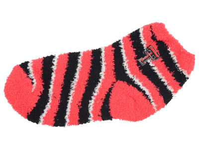 Texas Tech Red Raiders Sleep Soft Candy Stripe Sock