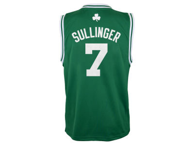 Boston Celtics Jared Sullinger Youth NBA Revolution 30 Jersey