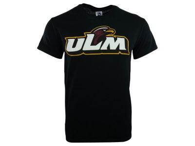 LA Monroe Warhawks NCAA Men's Big Logo T-Shirt