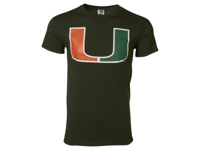 Miami Hurricanes NCAA 2 for $25  NCAA Big Logo T-Shirt