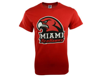 Miami (Ohio) Redhawks NCAA 2 for $25  NCAA Big Logo T-Shirt