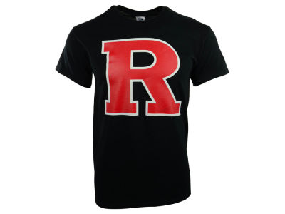 Rutgers Scarlet Knights NCAA Men's Big Logo T-Shirt