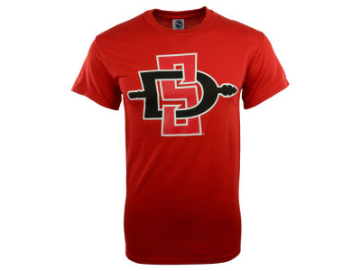 San Diego State Aztecs NCAA 2 for $28 NCAA Big Logo T-Shirt