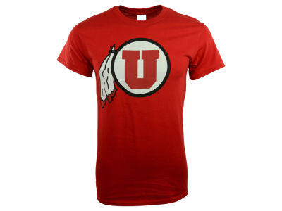 Utah Utes NCAA Men's Big Logo T-Shirt