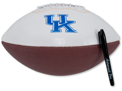 Kentucky Wildcats NCAA Signature 2 Panel Football