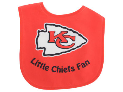 Kansas City Chiefs All Pro Baby Bib