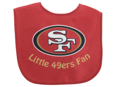 San Francisco 49ers All Pro Baby Bib