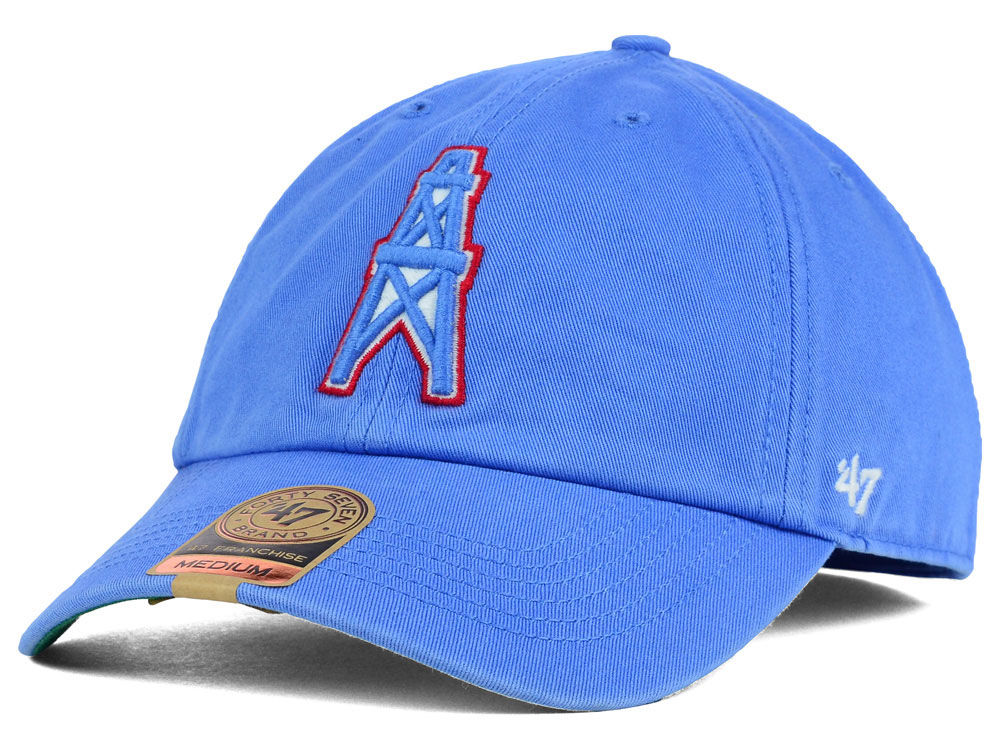 Houston Oilers  47 NFL  47 FRANCHISE Cap  e2bf35f8933