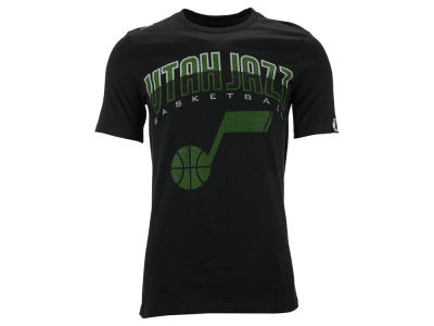 Utah Jazz NBA Men's Evolve T-Shirt