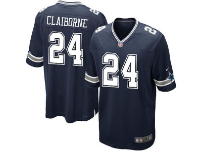 Dallas Cowboys Morris Claiborne Nike NFL Youth Game Jersey